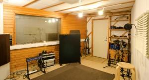 Äänitysstudio (Käytössä tarvittaessa)